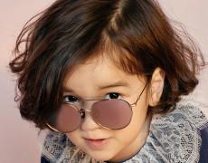 벤시몽 KIDS Barbie Doll Nurd_RoseGold