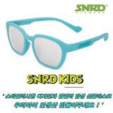 SNRD 키즈 유아동 선글라스 SS6 - 색상 SKY BLUE(Matt) : 자외선차단필수, BPA FREE, 가볍고 편안한 착용감으로 장시간사용가능