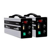 타보스,TB3표준형400s,600s 휴대용배터리가방,대용량배터리,파워뱅크,급속충전,휴대용배터리,캠핑용배터리,보조배터리,야외전원공급장치