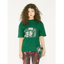 더센토르 MORAN T-Shirt-Woman CIGARETTES Serise