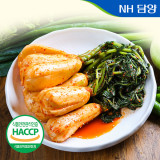 총각김치 2kg 알타리김치 무김치 HACCP인증