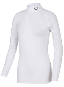 스코페 언더셔츠 (WHITE) - 남녀공용