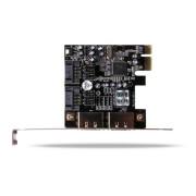 넥스트 PCI-E 레이드 SATA 확장카드 NEXT-04P RAID
