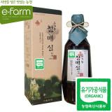 [이팜] 유기농 청매실원액(700ml)