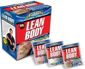 [미국 직구] Lean Body 42ct / 린바디 42 팩 / 식사대용 프로틴 쉐이크