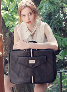 와드로브 3D CARRYON TRAVEL BAG_BLACK