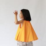쿤 블라우스/아동여름민소매 블라우스