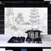 [느보아르] 키친아트보드 - 키친