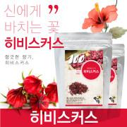 백세식품 히비스커스꽃잎 100g 무료배송