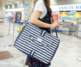 [8/4 순차배송]와드로브 3D CARRYON TRAVEL BAG_STRIPE