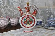 (예카공구) 3. 디켄터 쿠마네츠 로모노소프 임페리얼 포세린 예쁜그릇