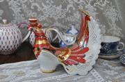 (예카공구) 2. 디켄터 불새 로모노소프 임페리얼 포세린 예쁜그릇