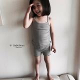 유아 나시 상하 세트 북유럽풍 아기옷