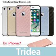 [Tridea] 50%한정특가 아이폰7 충격방지 카본 파워가드 휴대폰 케이스