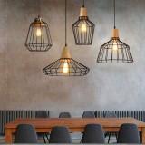 카페 인테리어 체인 펜던트 램프 조명등