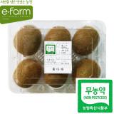 [이팜] 무농약 참다래 (키위 특)6입