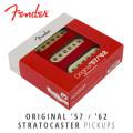 [공식대리점] Fender ORIGINAL '57 / '62 STRATOCASTER PICKUPS / 펜더 오리지널 57 62 스트라토캐스터 픽업 / 부산 삼광악기