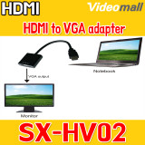 SX-HV02 / HDMI to VGA adapter ,without audio