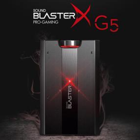 Creative 사운드 블라스터X G5 제이웍스