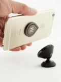 마이딘 다용도 스마트폰 거치대[마이린/마이뮤]/차량용 마그네틱거치대/스마트링/핸드폰거치대/360도 로테이션/알루미늄 바디