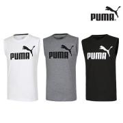 푸마 에션셀 NO.1 민소매 티셔츠 3종택일