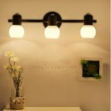 원형 벽등 램프