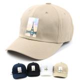 팀라이프 에펠탑 볼캡 야구모자