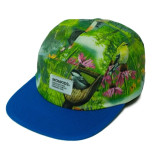MONKIDS Twitter Birds Come With Spring Cap (Blue)