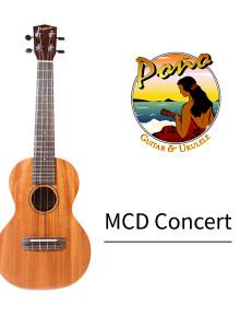 PONO MCD / 콘서트 우쿠렐레 / 올솔리드 우쿨렐레 / 포노우쿨렐레 / 포노MCD