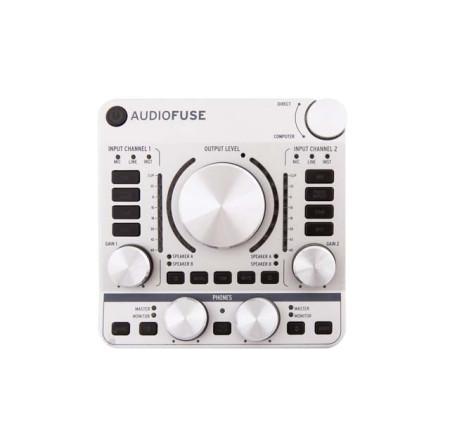 아투리아 신상 오디오 인터페이스!! 오디오퓨즈 / Arturia AudioFuse