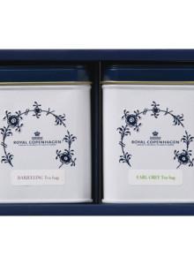[선물세트] 로얄 코펜하겐 다즐링 얼그레이 티백 선물 세트 NTB20 / ROYAL COPENHAGEN DARJEELING TEA EARL GREY TEA GIFT SET