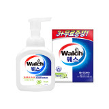 [Walch] 웨스 포밍 항균 핸드워시 300ml (Fresh) + 웨스 Fresh 건강 비누 4개입