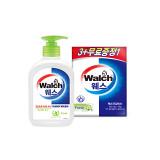 [Walch] 웨스 항균 핸드워시 250ml (Fresh) +웨스 건강 비누 (Fresh)(4개입)