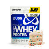 [미국 직구] 100% Premium Whey 5lb Bag /100% 프리미엄웨이 백 / 단백질보충제 / 프로틴 / 웨이프로틴
