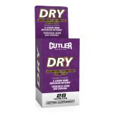 [미국 직구] Dry 28capsules / 커틀러 뉴트리션 드라이 28캡슐 / 다이어트제 / 다이어트 / 다이어트보조제 / 헬스보충제 / 다이어트보충제