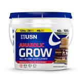 [미국 직구] Anabolic Grow 12lbs / 아나볼릭 그로우 12파운드 버킷 / 게이너 / 체중증가제 / 체중증가프로틴