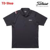 타이틀리스트 골프웨어 발수 라인 투어셔츠 남성 골프티셔츠 남자 골프의류 TWMC1700 티디샵