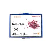 칩인덕터(인덕터) 샘플키트 1608(0603) 사이즈 40종 (100개) /칩인덕터키트/인덕터키트/인덕터40종키트/샘플키트/100개