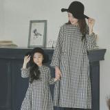 (사이즈할인)리즈데이 엄마랑딸 커플룩 백캉캉원피스[블랙] 엄마(55~77free)