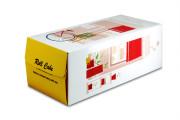 롤케익1호 쉬폰 박스 (롤케익박스/롤케익상자/롤케익포장/cake box)
