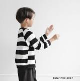 아동 주니어 줄무늬 맨투맨/2017 가을신상