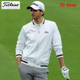 타이틀리스트 골프웨어 남성 저지 자켓 집업 신상 남자 골프의류 TSMO1755 티디샵