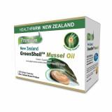 뉴질랜드 헬스팜 Greenshell 홍합오일 13750mg 200캡슐