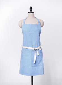KINDEW denim apron (blue)