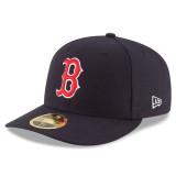 [정품] MLB 모자 보스턴 레드 삭스 Men's Boston Red Sox New Era Navy Authentic Collection Game 59FIFTY Fitted