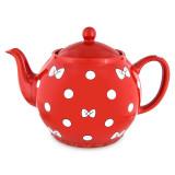 [디즈니정품] 미니 마우스 티포트 Minnie Mouse Bow Teapot