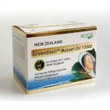 뉴질랜드 뉴베델 Greenshell™ 홍합오일 15000 200캡슐