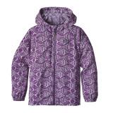 [정품] 파타고니아 키즈 배기스 자켓 퍼플 Patagonia Kids' Baggies Jacket Purple