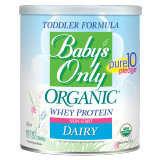 베이비스 온리 유기농 분유 (유청단백질 포함) Baby's Only Organic Dairy with Whey Formula - 12.7 oz can
