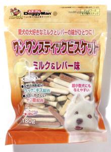 Dogy 밀크 앤 닭간 비스켓 180g
